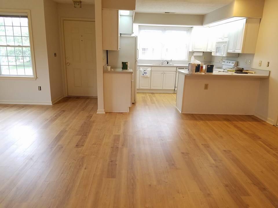 Waterproof flooring in Luray, VA from Strickler Carpet
