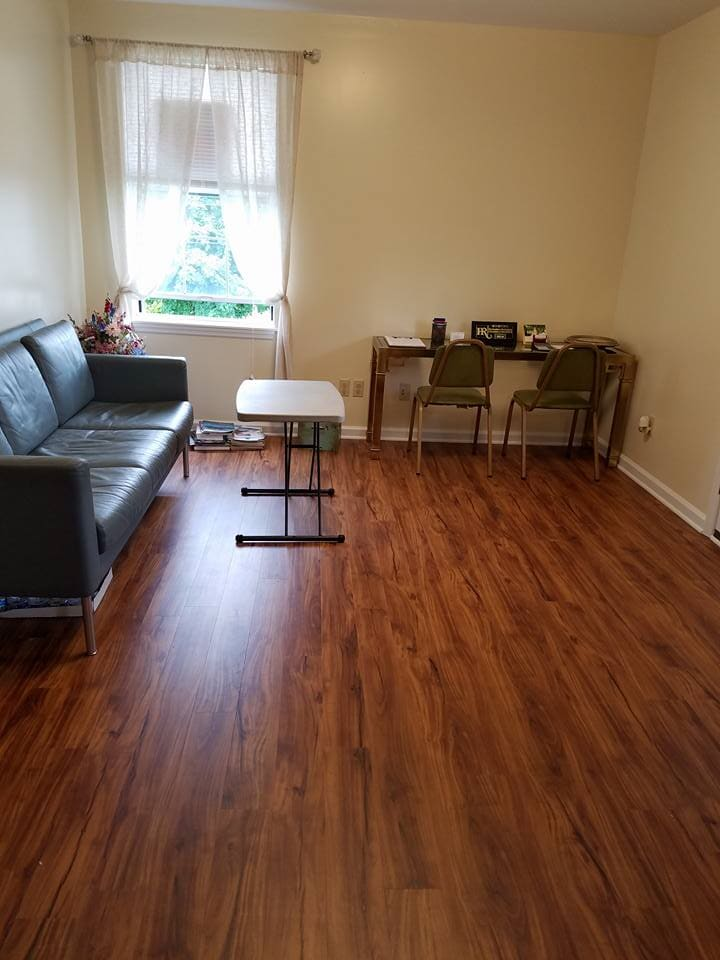 Wood-look flooring in Timberville, VA from Strickler Carpet