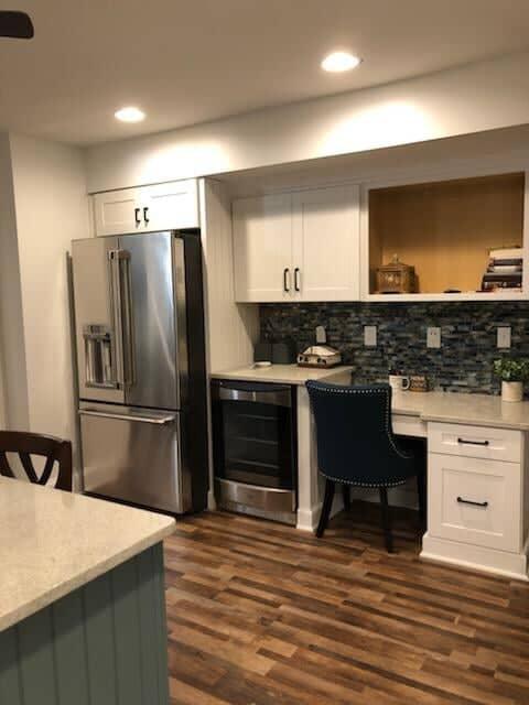 Kitchen flooring in Timberville, VA from Strickler Carpet