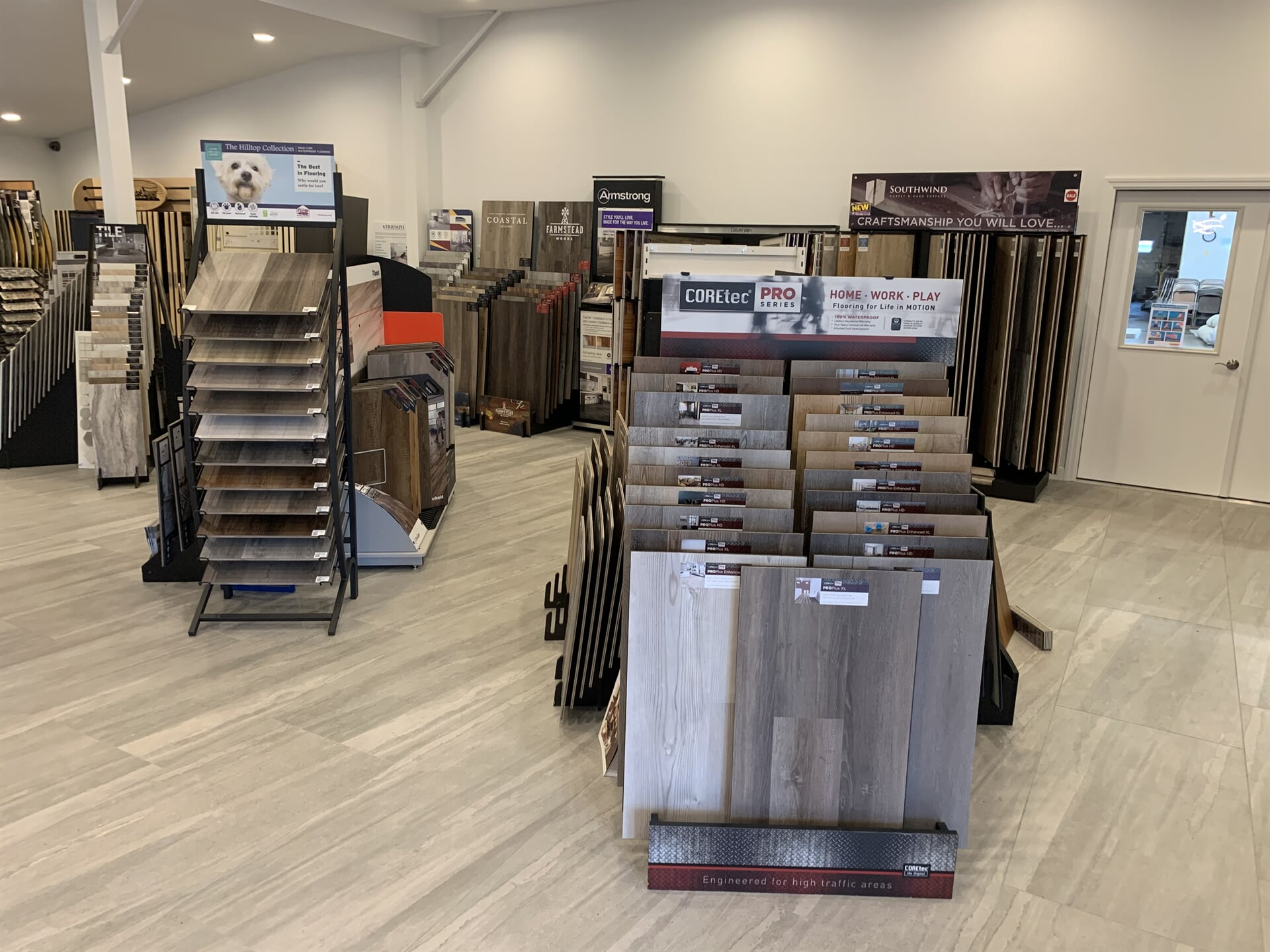 Hard surface flooring for your Ephrata, PA home at Nolt's Floor Covering, Inc.