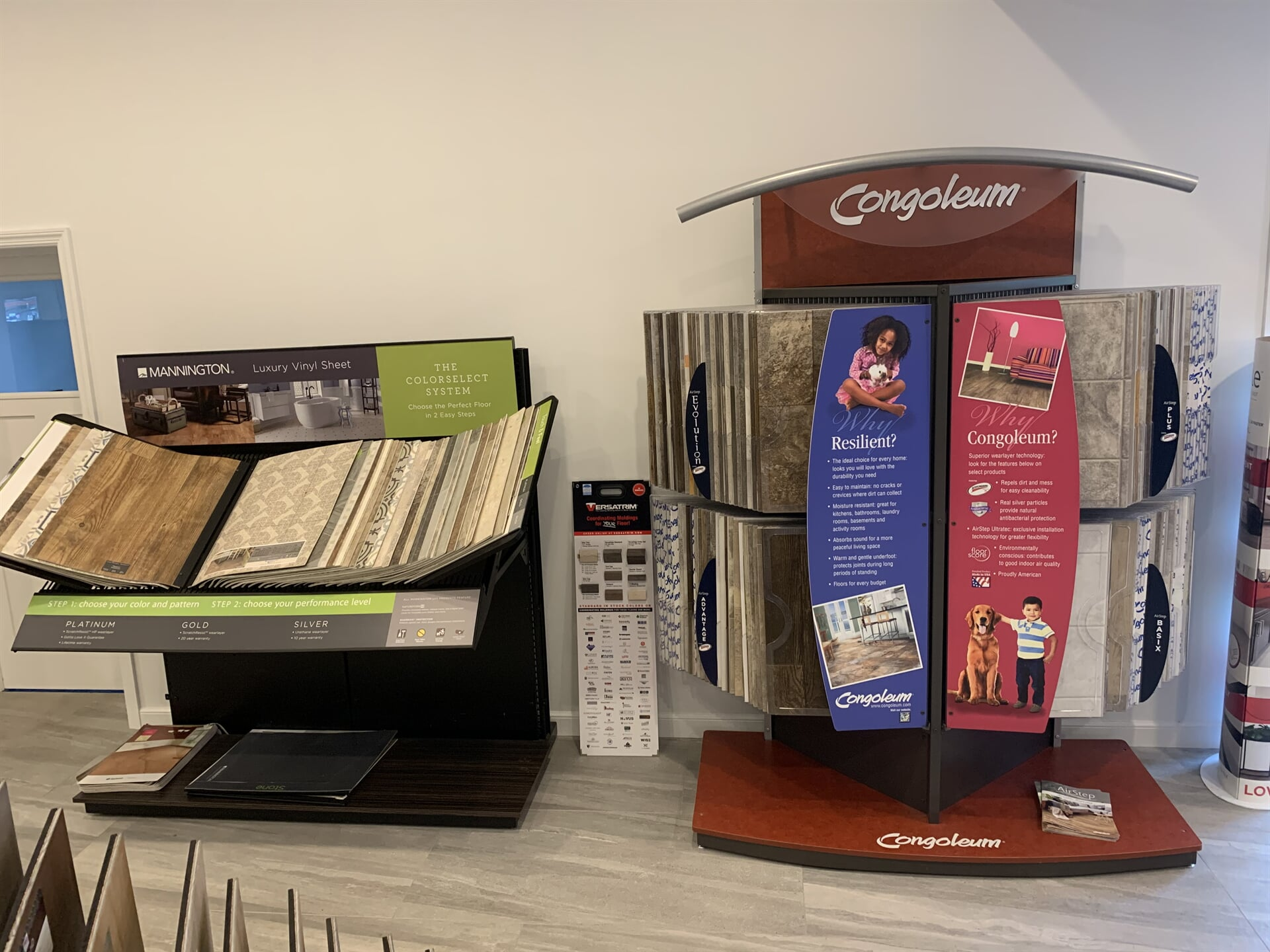 Flooring from top brands for your Lebanon, PA home at Nolt's Floor Covering, Inc.