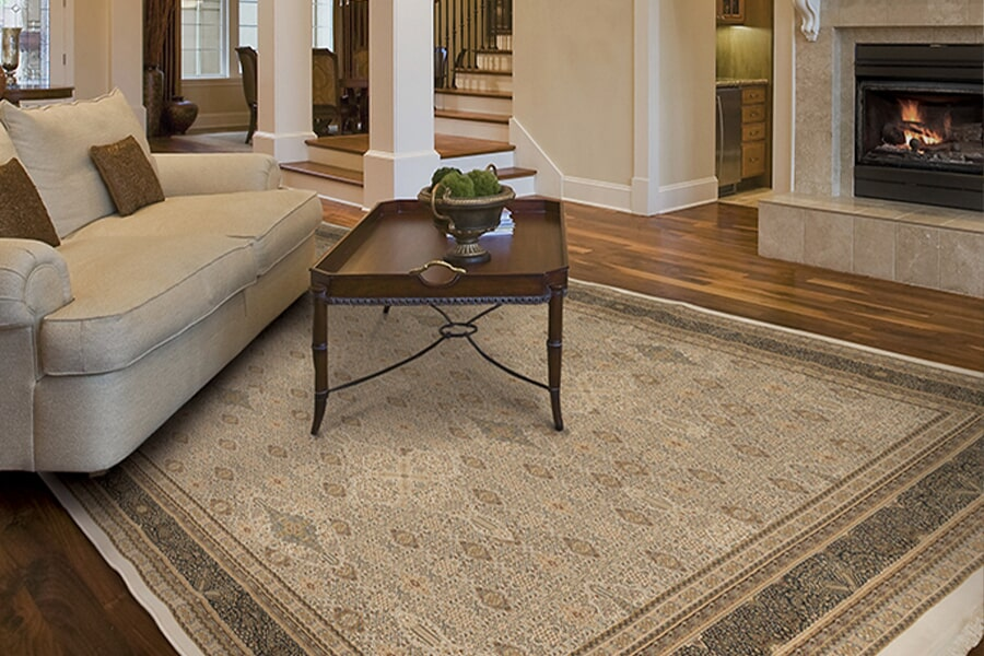 The Erwin, TN area's best area rug store is Keesecker Appliance, Furniture & Flooring