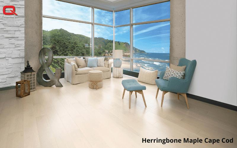 Herringbone Maple Cape Cod