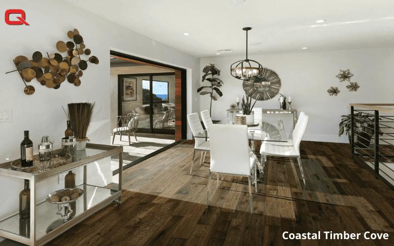 Coastal Timber Cove