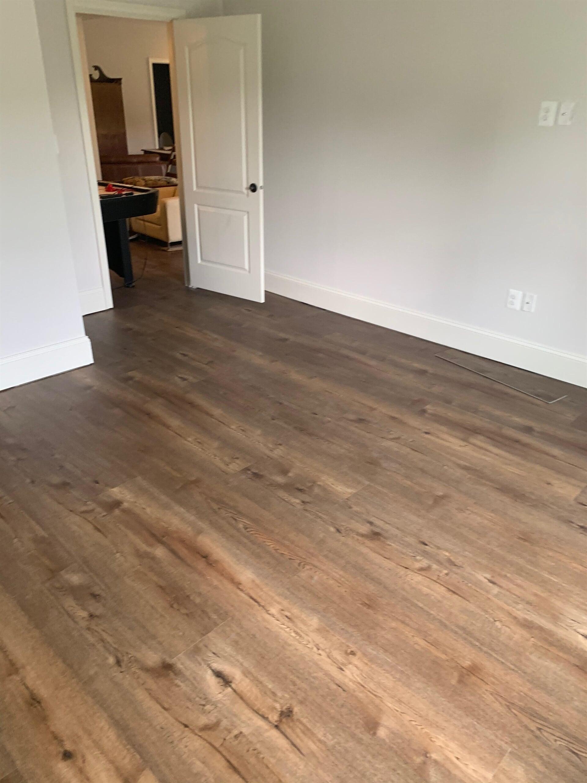 Modern hardwood flooring in Rockville, MD from Carpet & Floor Express