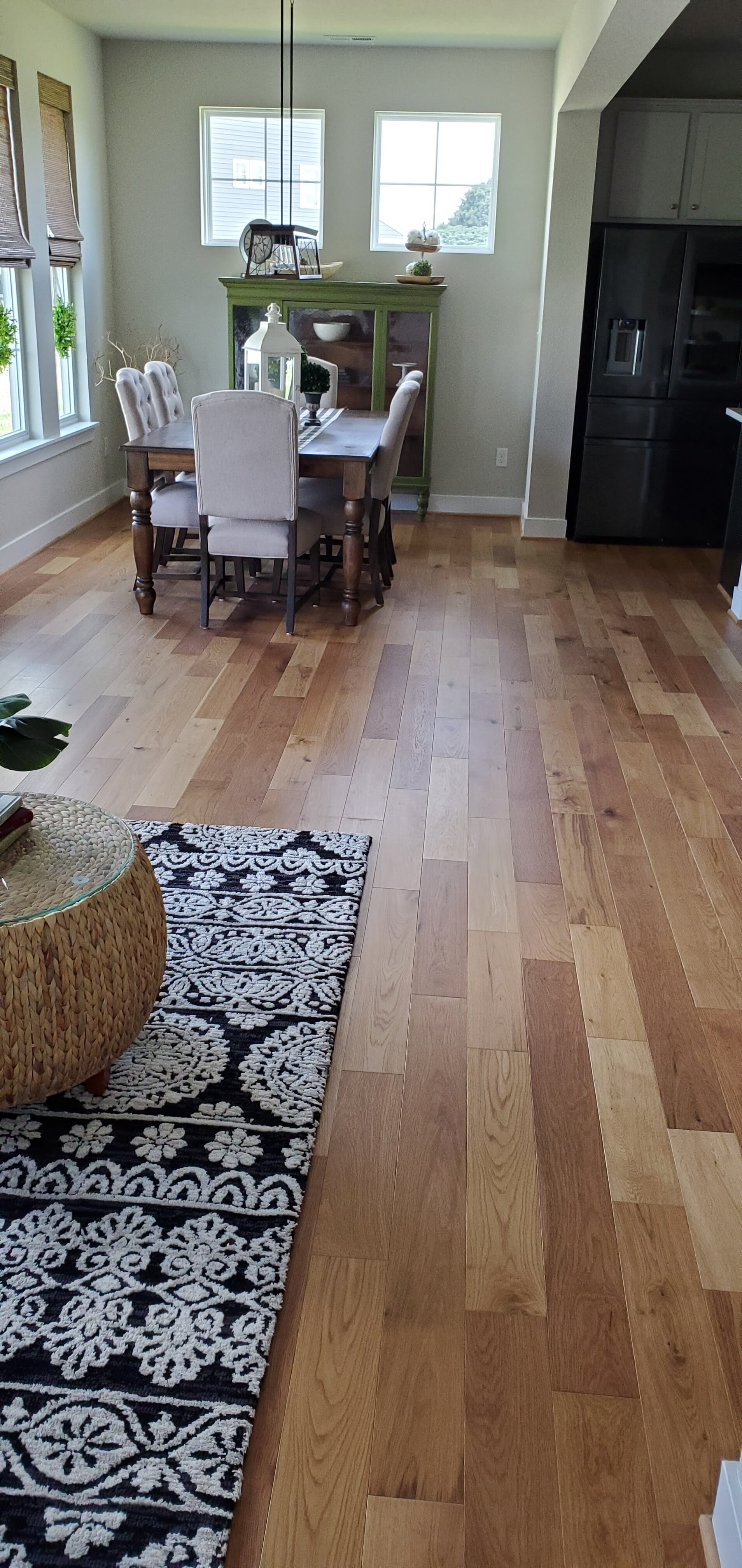 Beautiful hardwood flooring in Suffolk, VA from Floors Unlimited