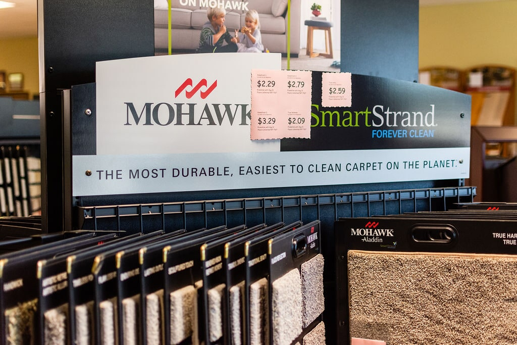SmartStrand Carpet for your Chesapeake, VA home from Floors Unlimited