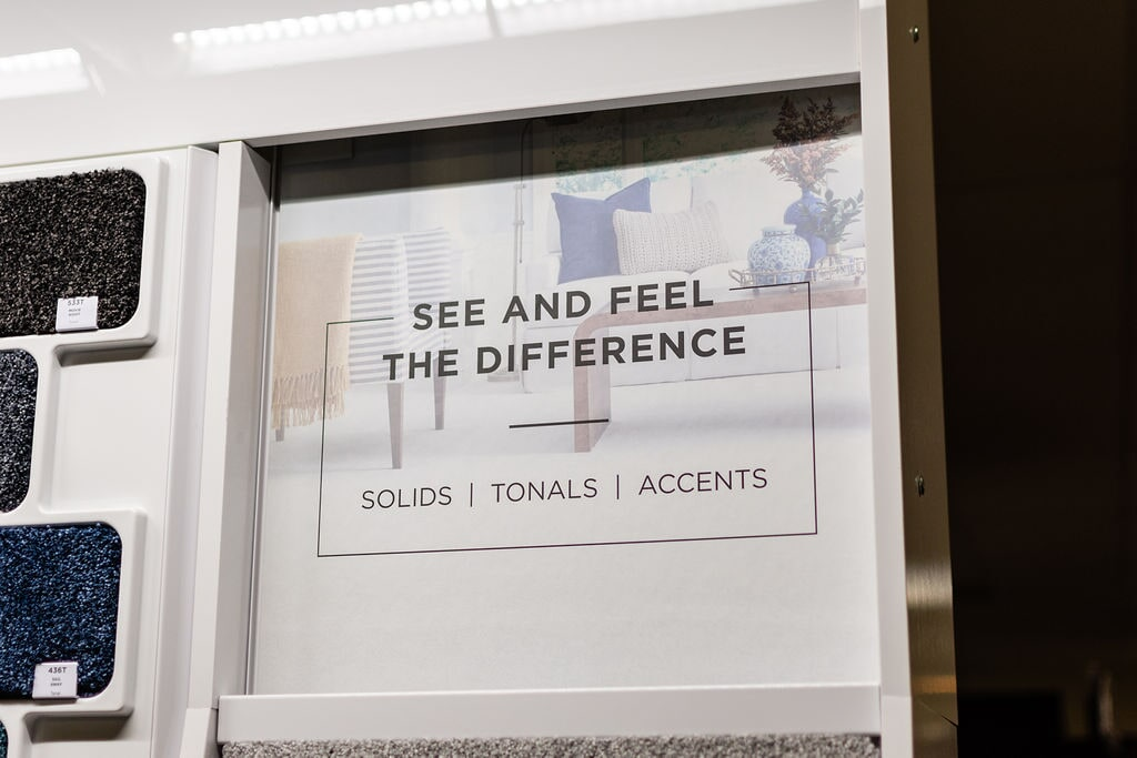 See and feel the difference in your Portsmouth, VA home with products from Floors Unlimited