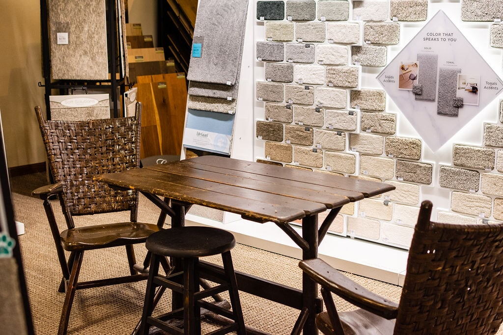 Meet here with our designers at Floors Unlimited in Chesapeake, VA