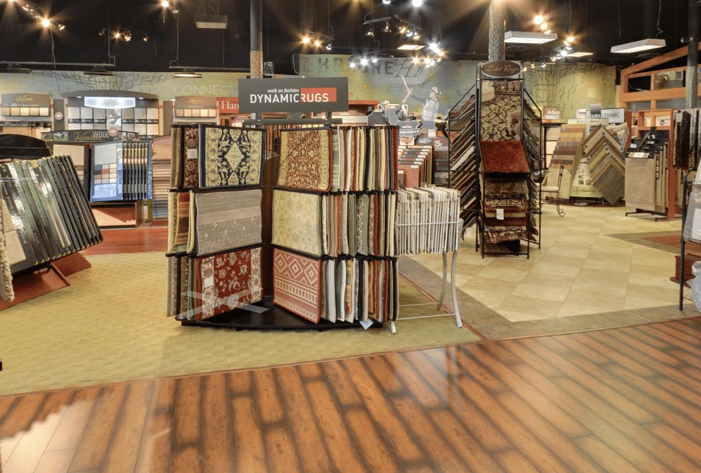 Carpet & Floors Market showroom near Indian Head, MD
