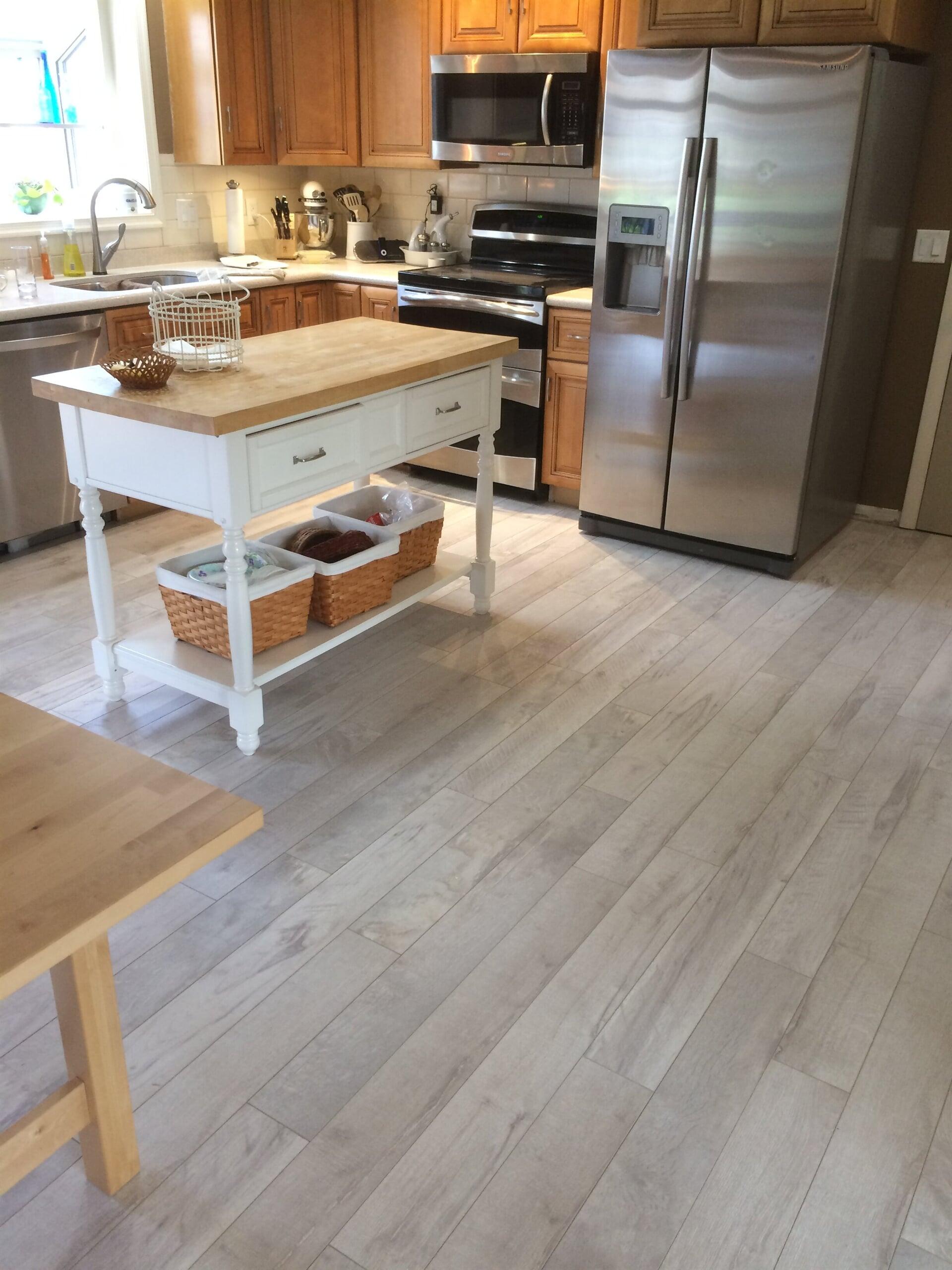 Waterproof wood look flooring in New Holland, PA from Freedom Flooring