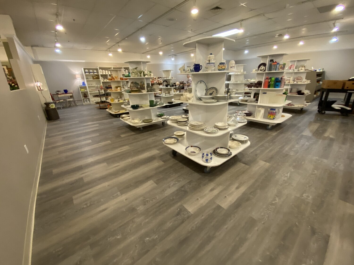 Commercial flooring in New Holland, PA from Freedom Flooring