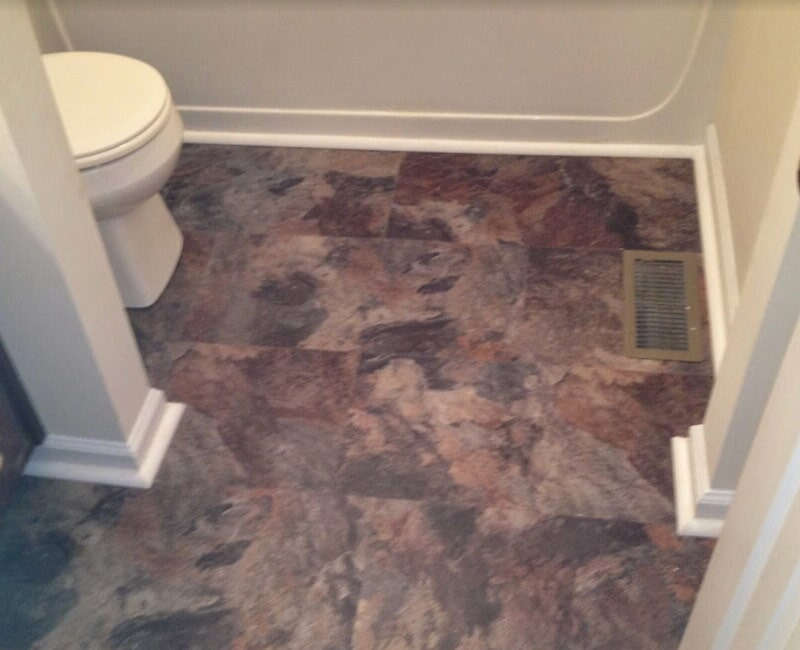 Luxury vinyl tile flooring in Oak Grove, GA from Gotcha Covered Floor Covering