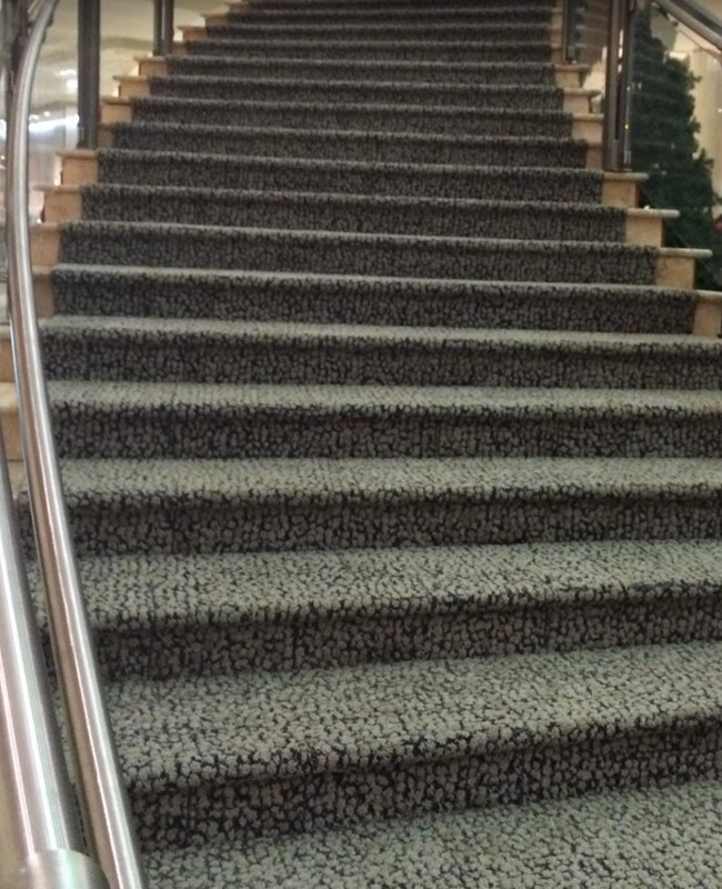 Carpet stairs in Marietta, GA from Gotcha Covered Floor Covering