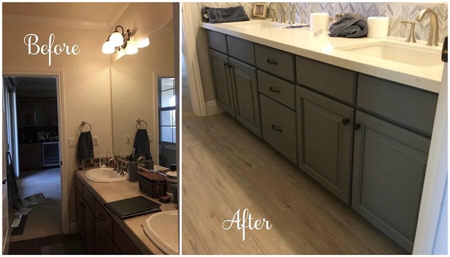 Custom remodeled floors and room in Folsom & Grani (19)