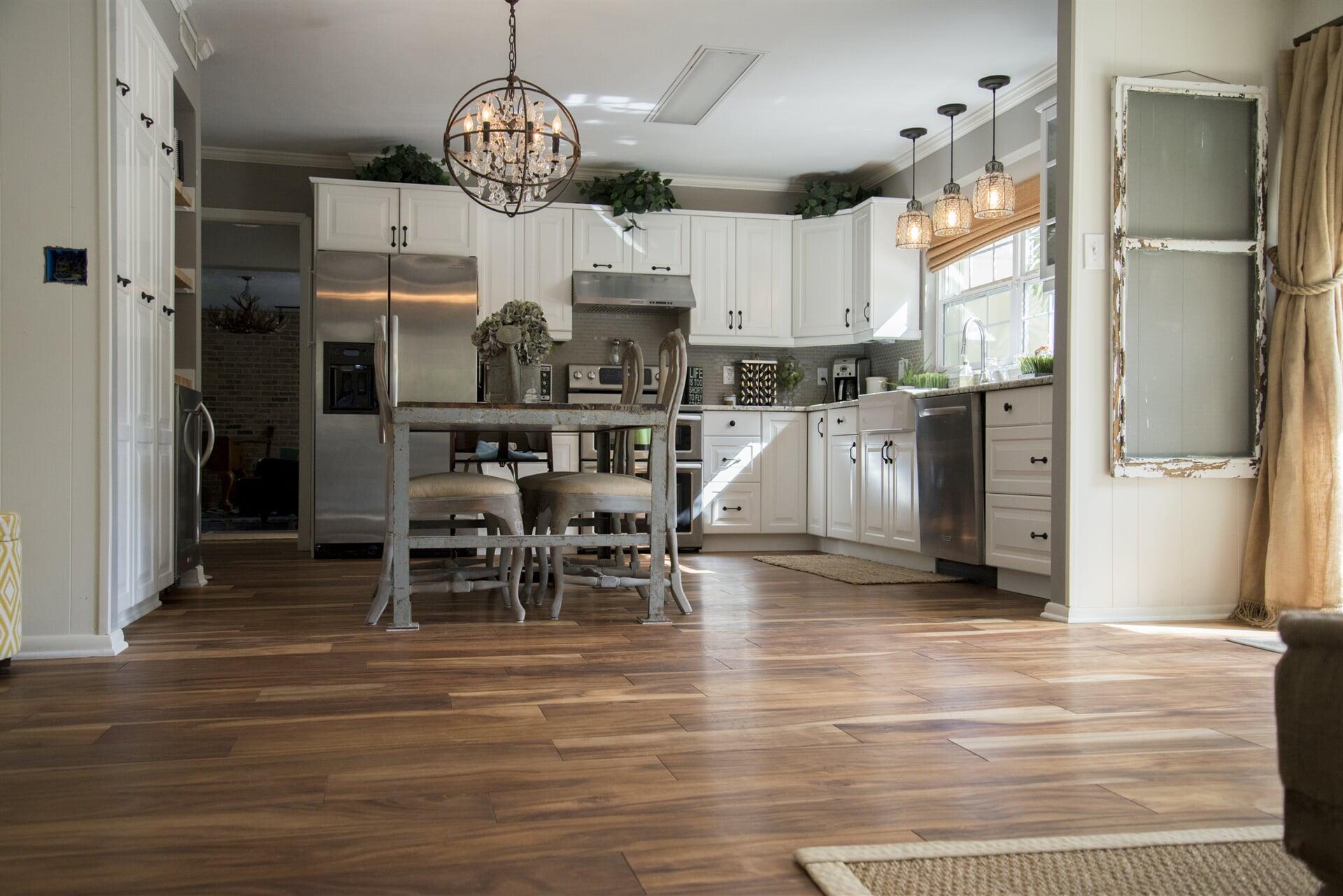 Acacia kitchen flooring in Tarpon Springs, FL from Floor Depot