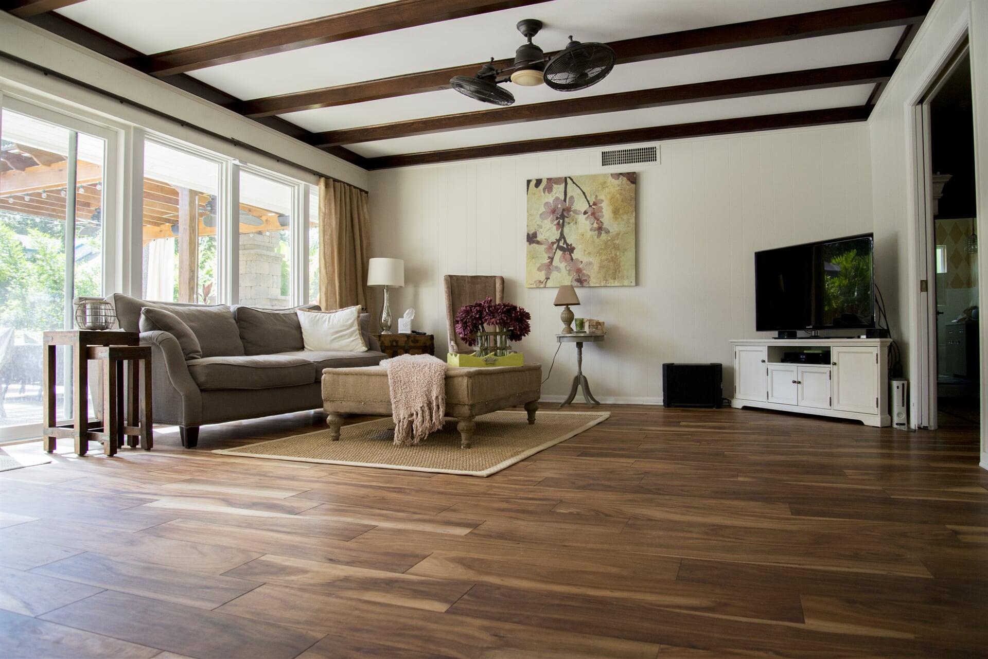 Acacia hardwood flooring in Tarpon Springs, FL from Floor Depot