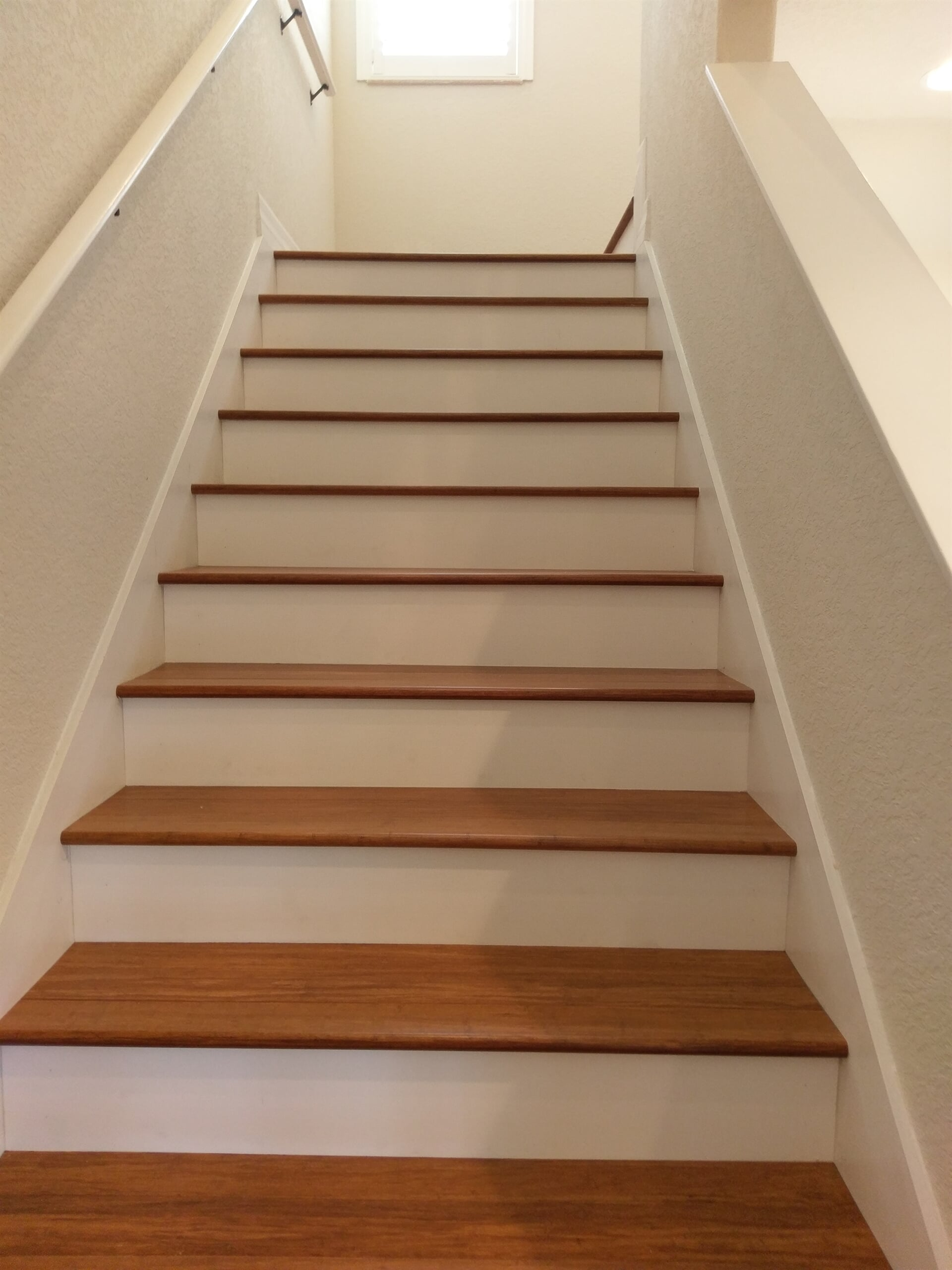 Wood stair tread in Dunedin, FL from Floor Depot