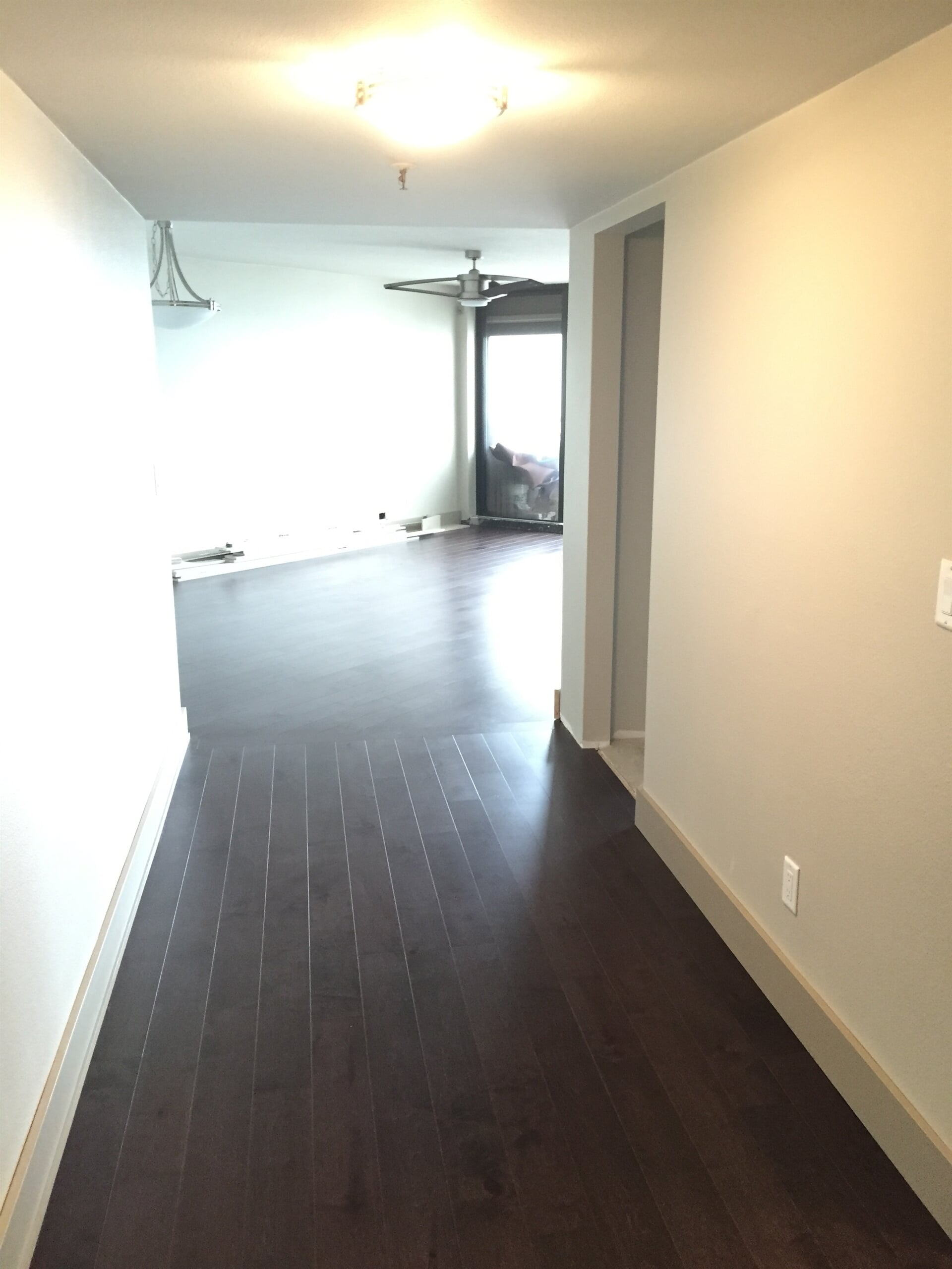 Dark hardwood flooring in Largo, FL from Floor Depot