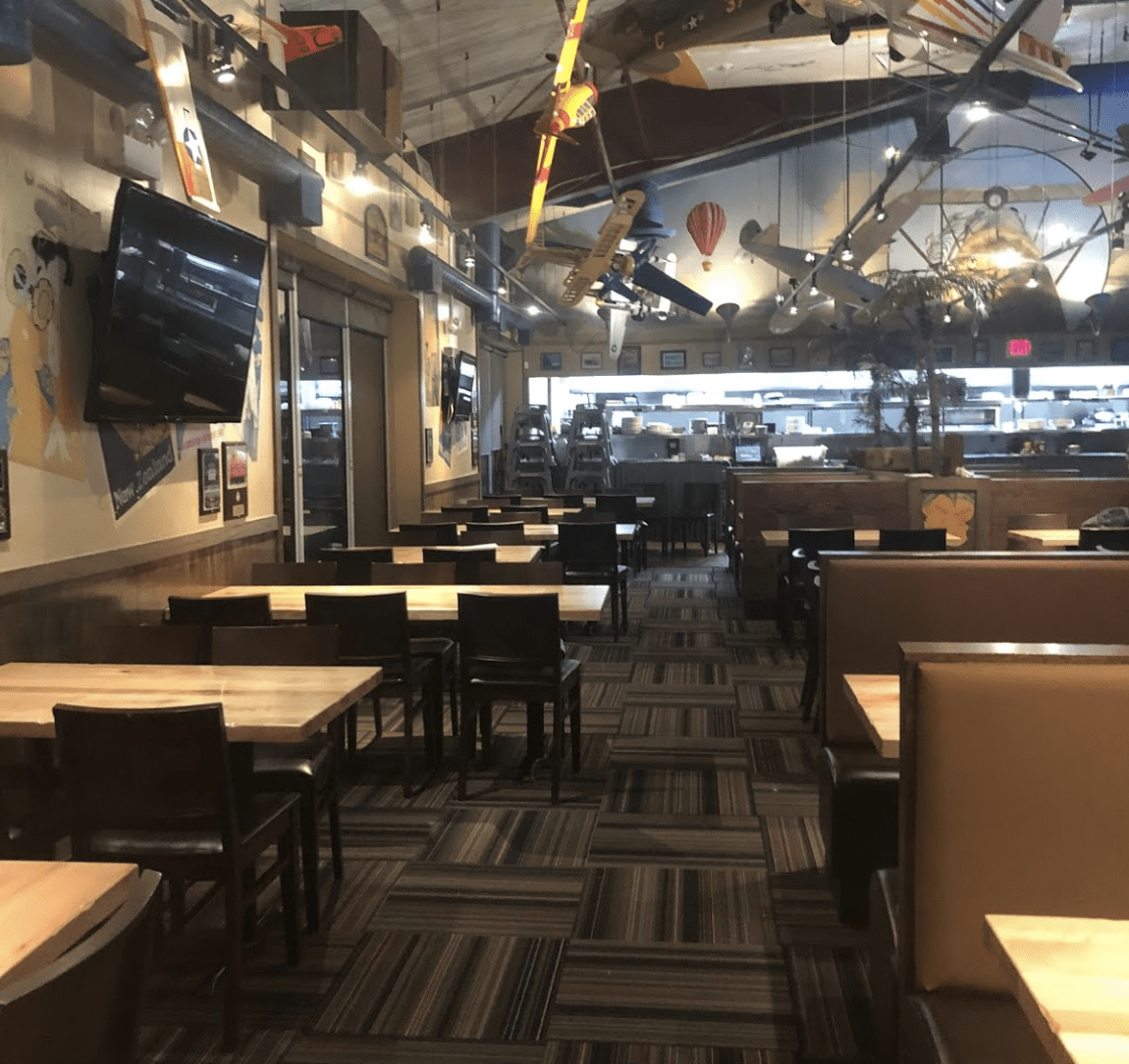 Commercial carpet tile installation in Rolling Meadows, IL from Alpha Carpet & Flooring