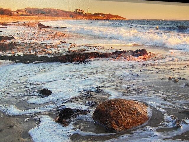 Nobska Beach photograph by Alice Donaldson
