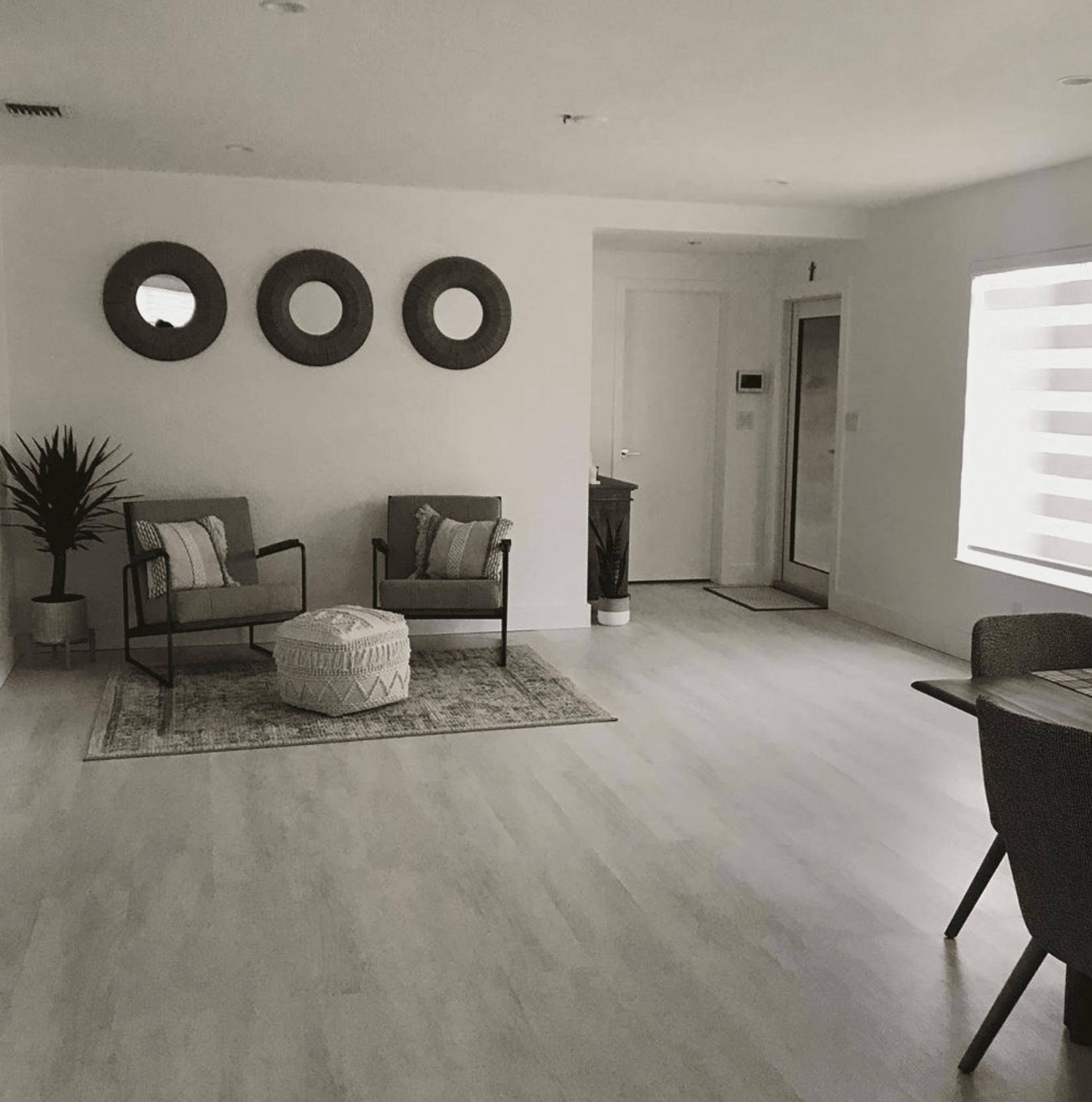 Luxury vinyl flooring in Weston, FL from Global Wood Floors