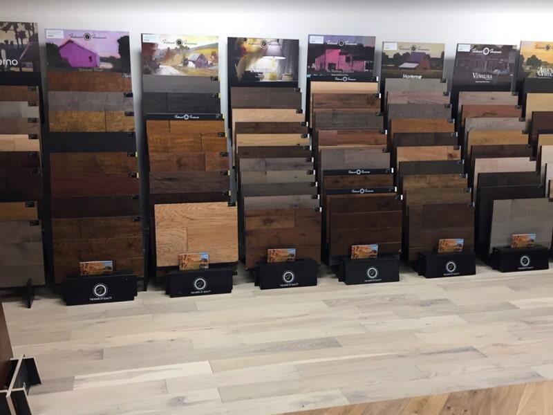 Hardwood flooring in Sarasota, FL from the International Wood Floors showroom