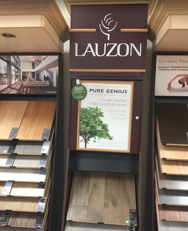 Hardwood in Lakewood Ranch, FL from the International Wood Floors showroom