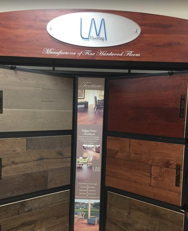 Hardwood floors in Sarasota, FL from the International Wood Floors showroom
