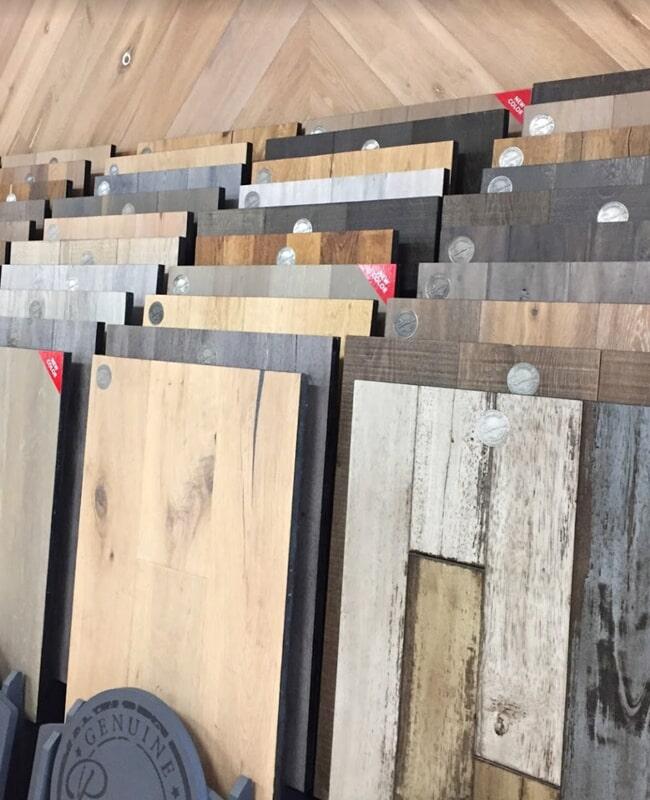 Hardwood in Siesta Key, FL from the International Wood Floors showroom