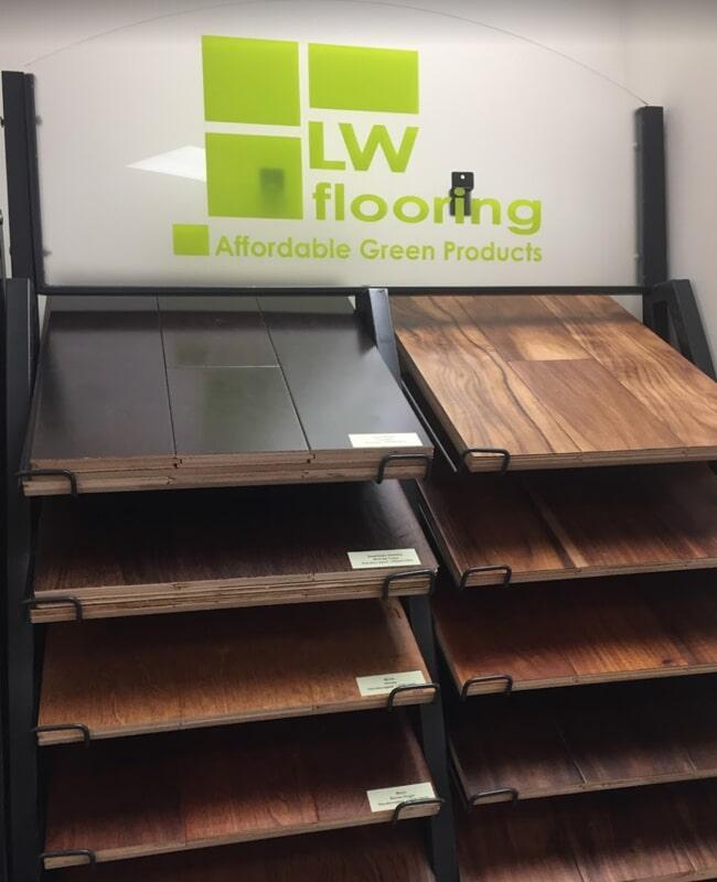 Hardwood flooring in City, State from the International Wood Floors showroom