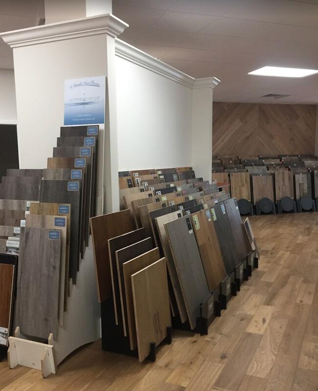 Wood floors in Longboat Key,FL from the International Wood Floors showroom