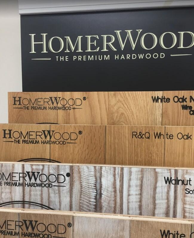 Hardwood flooring in Siesta Key, FL from the International Wood Floors showroom