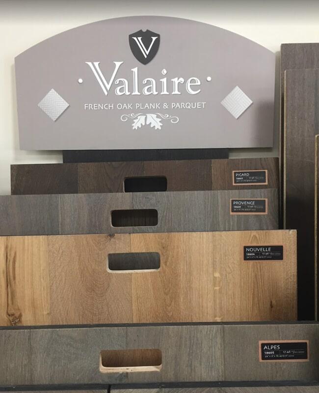 Hardwood flooring in Venice, FL from the International Wood Floors showroom