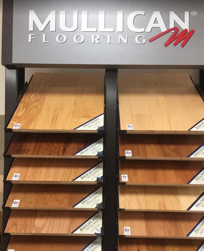 Wood flooring in Lakewood Ranch, FL from the International Wood Floors showroom