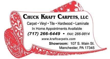 Chuck Kraft Carpets, LLC in Manchester, PA