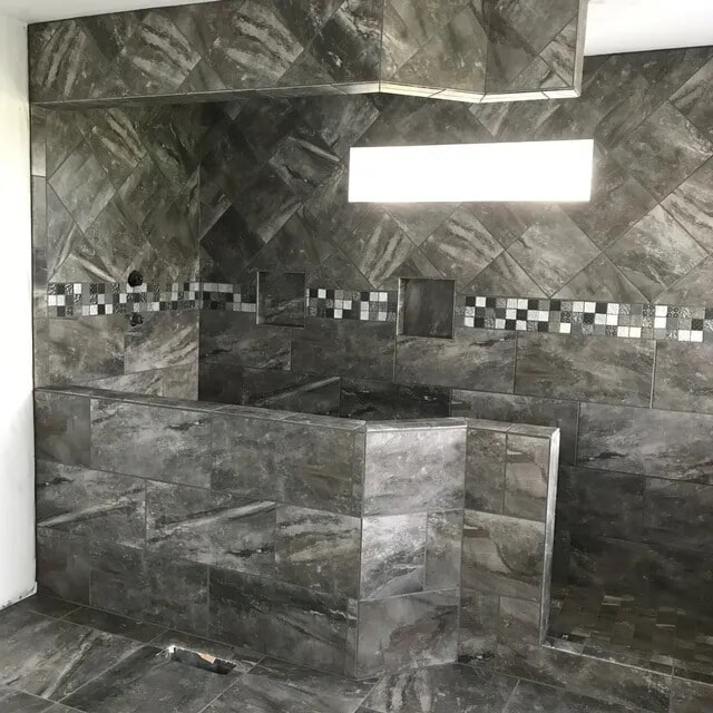 Shower tile in Zions View, PA from Chuck Kraft Carpets