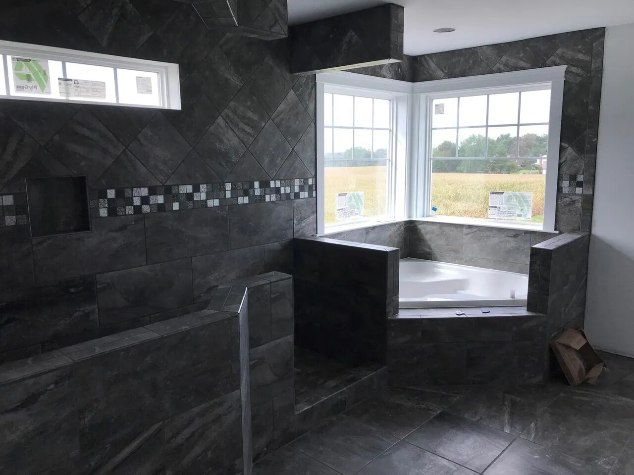 Bathroom tile in Mount Wolf, PA from Chuck Kraft Carpets