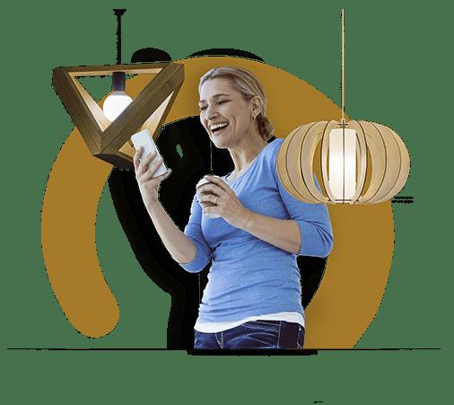 Iluminação com a StartSollution