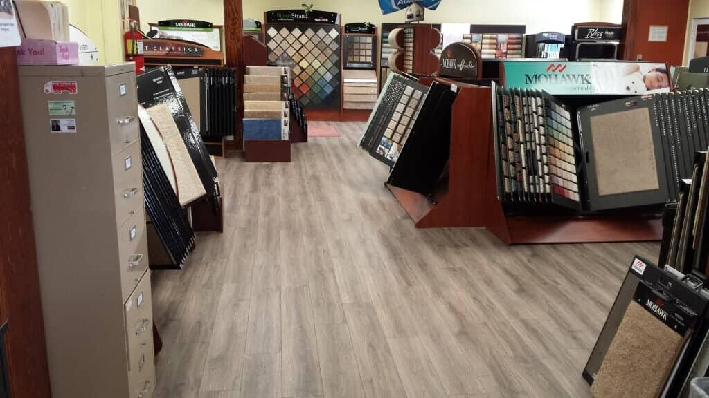 Carpet flooring in Ewing Township, NJ from the Capitol Floor Covering showroom
