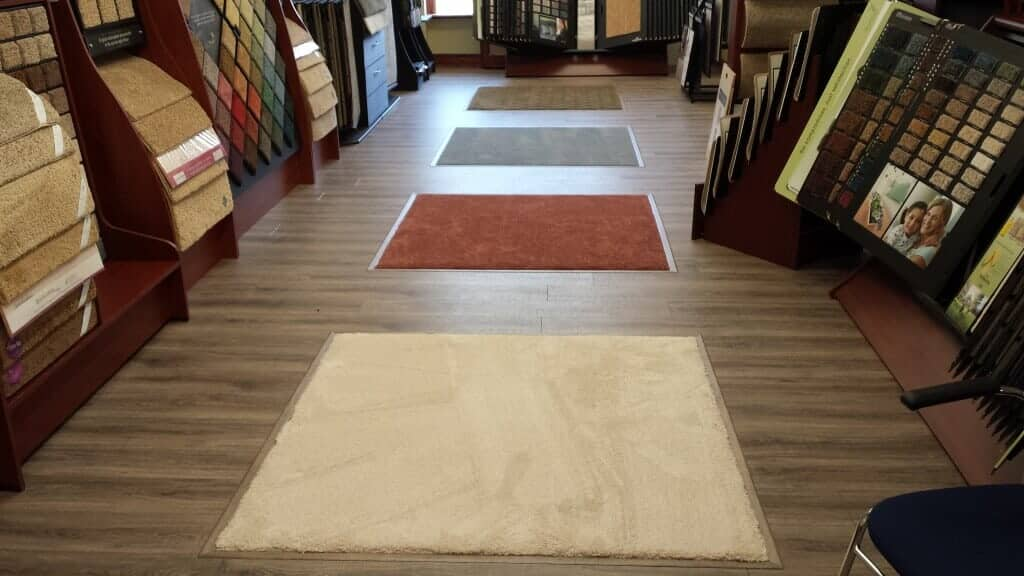 Carpet flooring in Trenton, NJ from the Capitol Floor Covering showroom