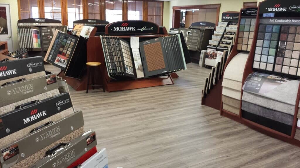 Carpet flooring in Hamilton Township, NJ from the Capitol Floor Covering showroom