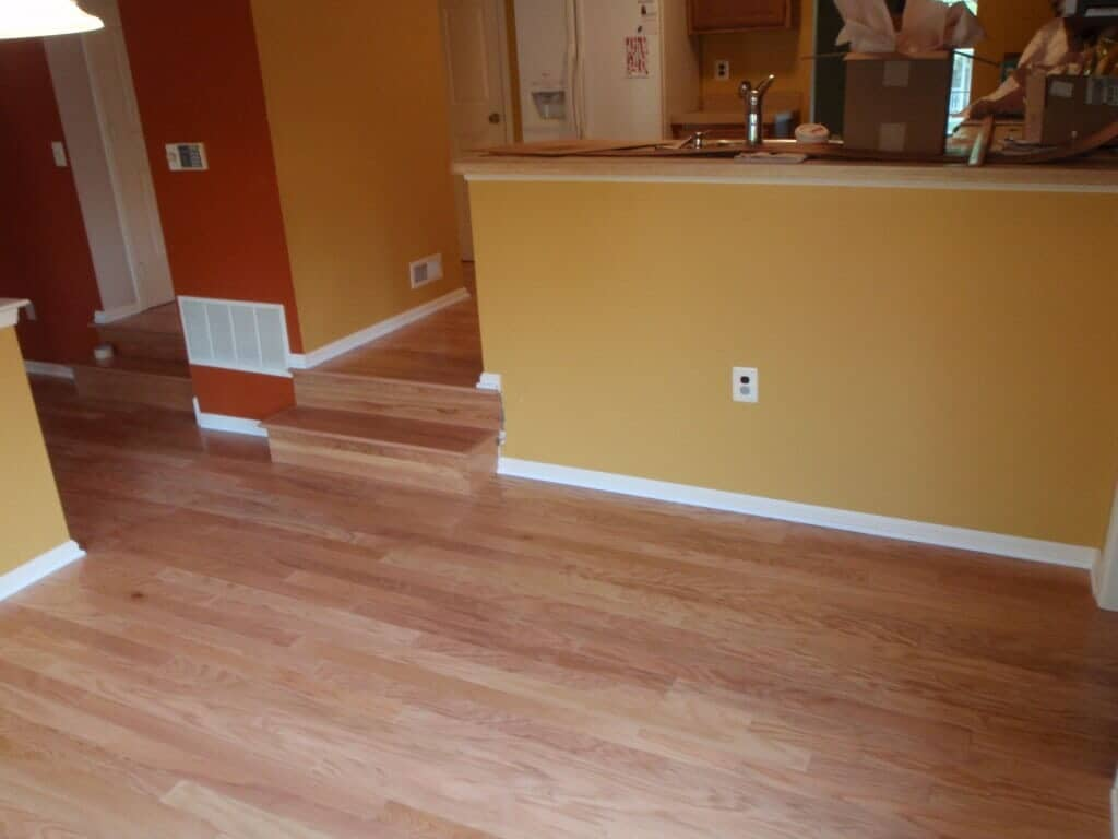 Hardwood flooring in Bordentown Township, NJ from Capitol Floor Covering