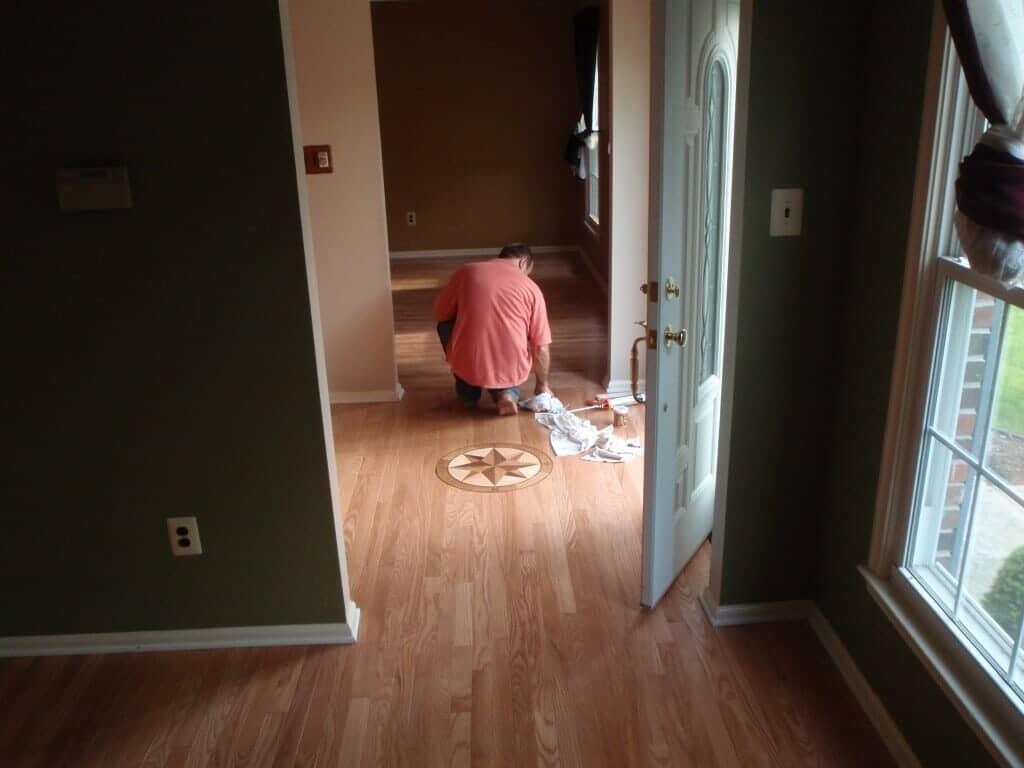 Hardwood flooring in Hamilton Township, NJ from Capitol Floor Covering