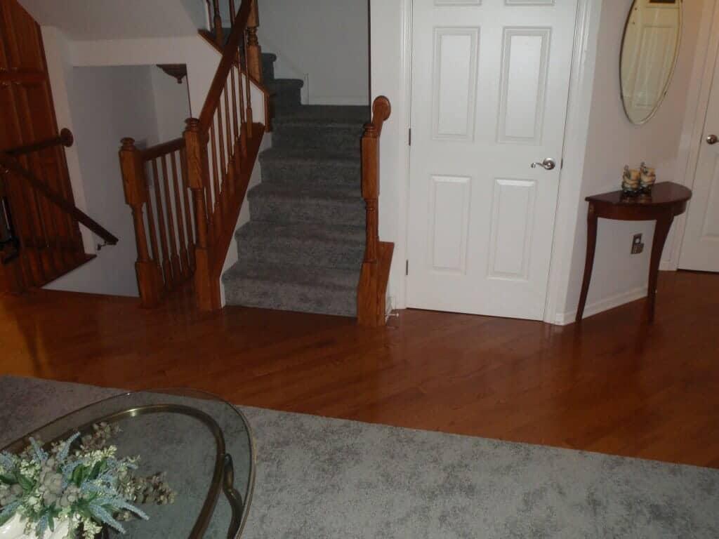 Hardwood floors in Hamilton Township, NJ from Capitol Floor Covering