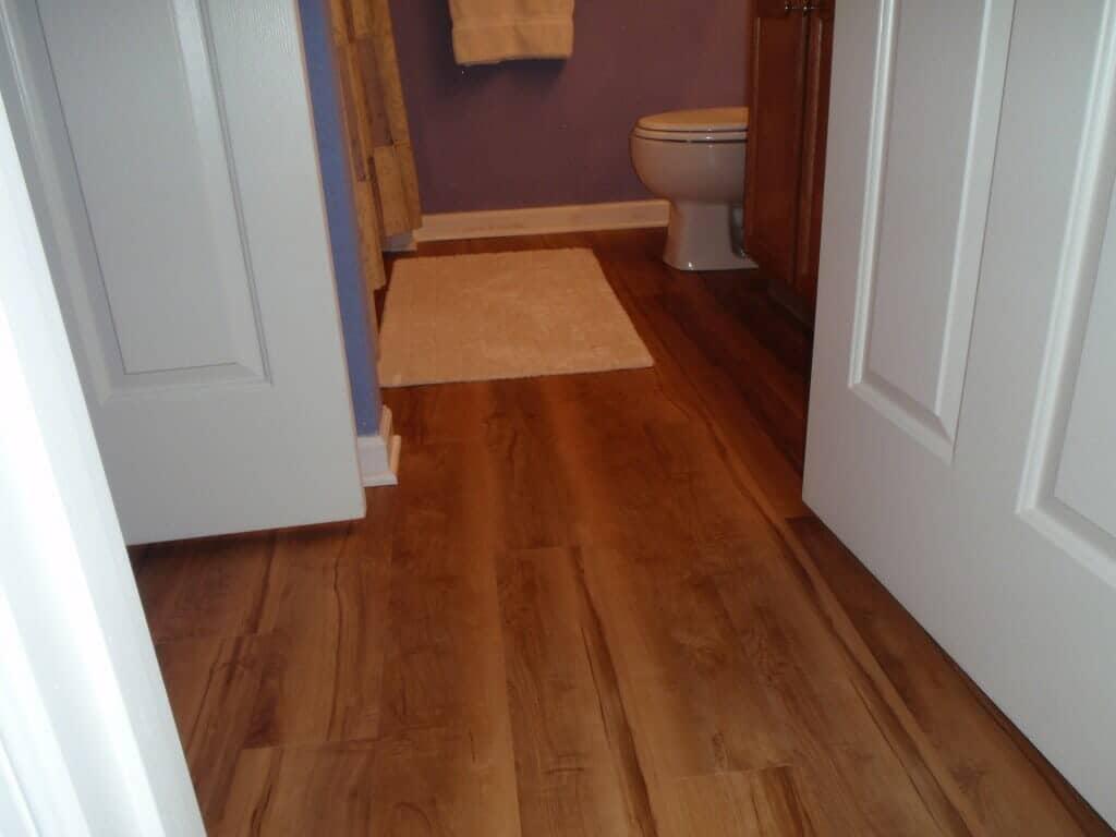 Luxury vinyl flooring in Ewing Township, NJ from Capitol Floor Covering