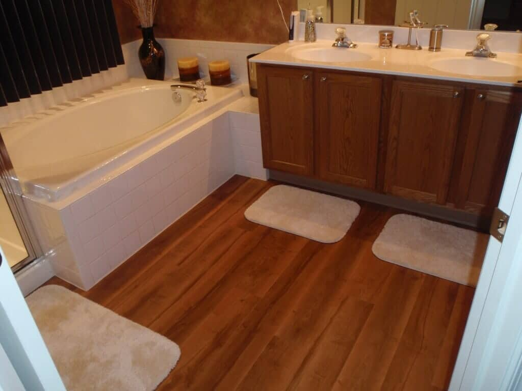 Vinyl plank flooring in Bordentown Township, NJ from Capitol Floor Covering