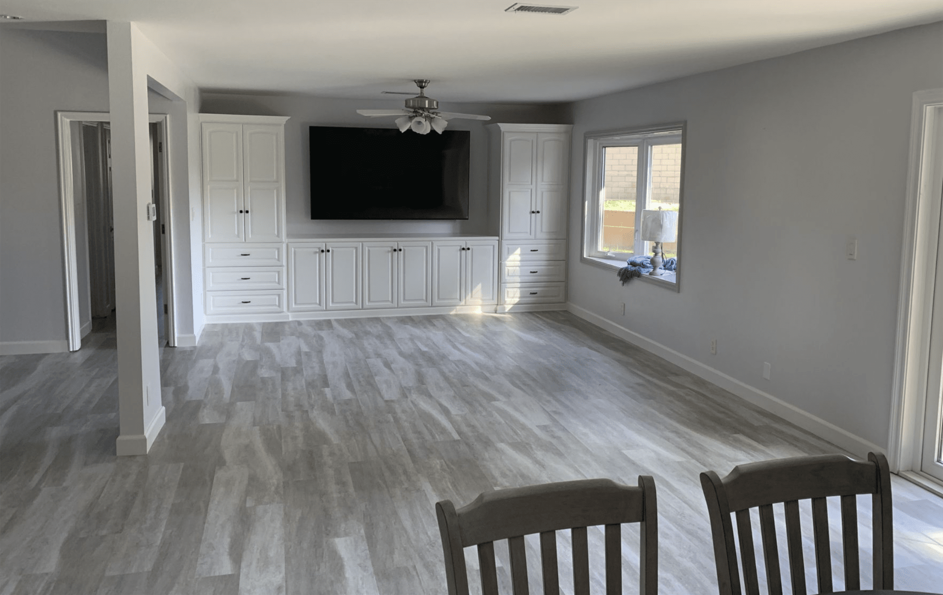 Vinyl plank flooring in Placentia, CA from TS Home Design Center / Rite Loom Flooring
