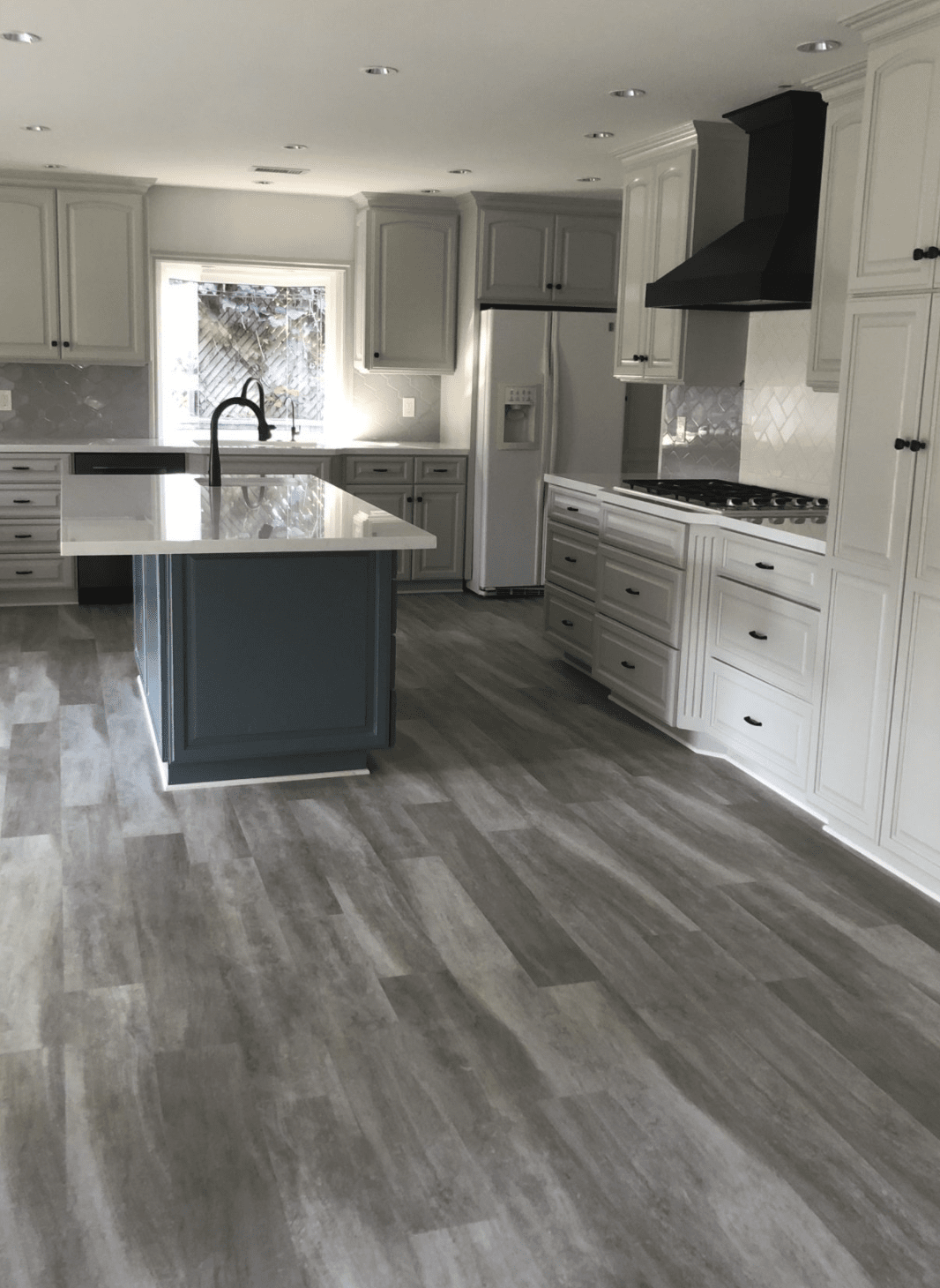 Waterproof kitchen flooring in Placentia, CA from TS Home Design Center / Rite Loom Flooring