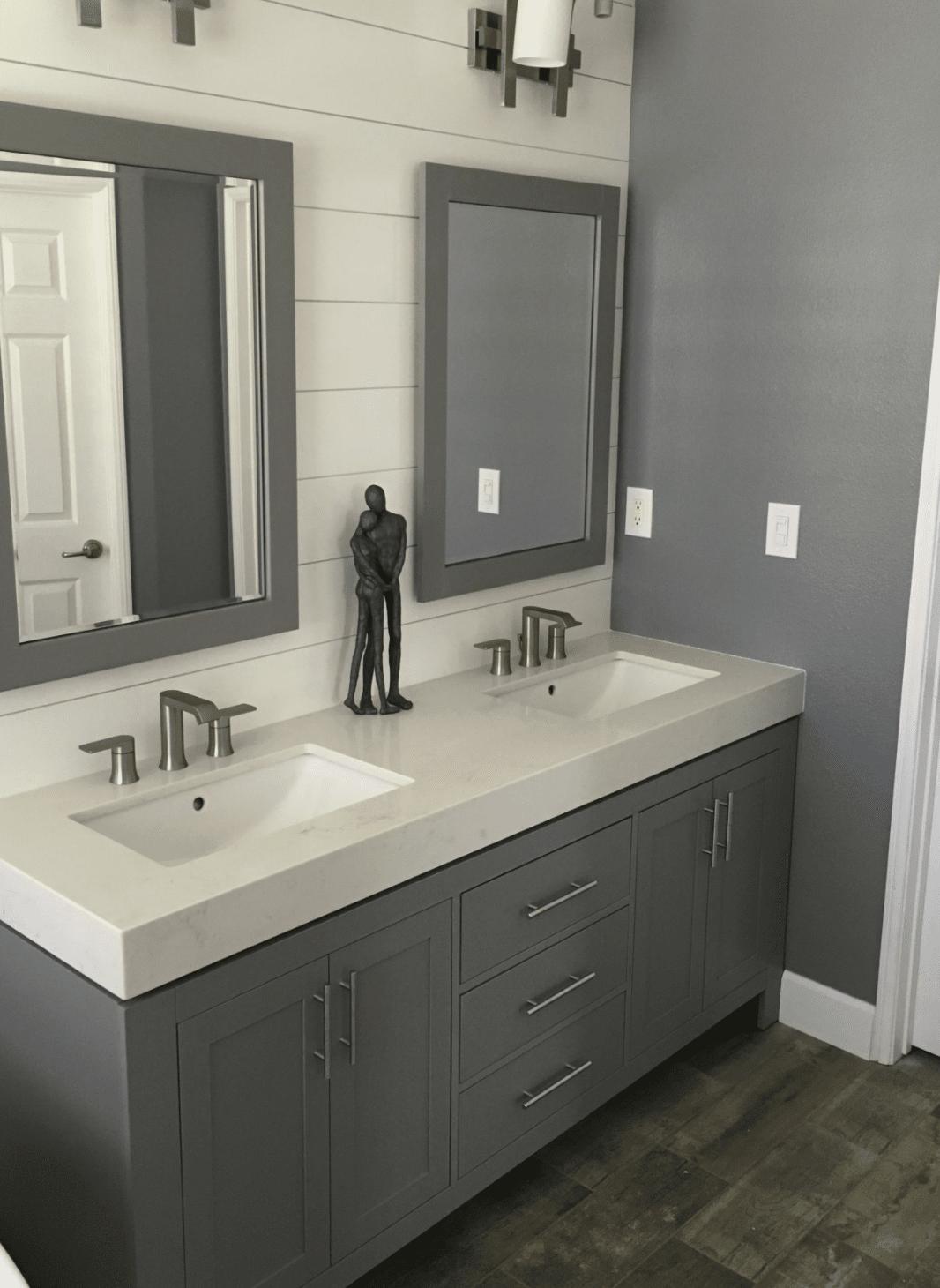 Bathroom Remodeling in Orange, CA from TS Home Design Center / Rite Loom Flooring
